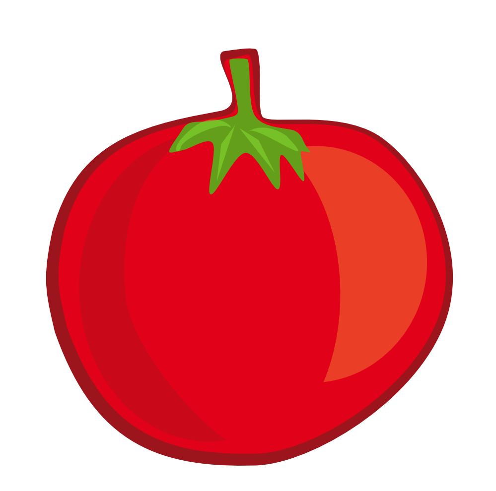 Pin by hopeless on. Tomatoes clipart red tomato