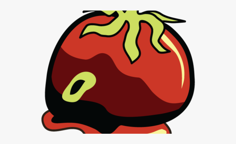 . Tomatoes clipart rotten tomato