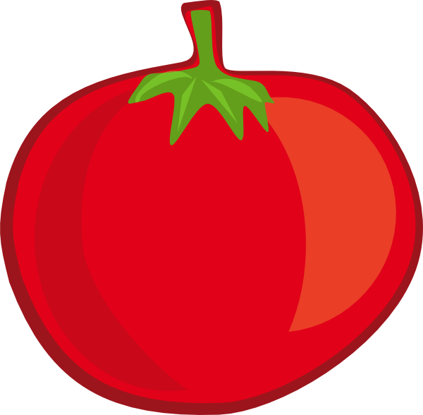 Clip art at clker. Tomatoes clipart rotten tomato