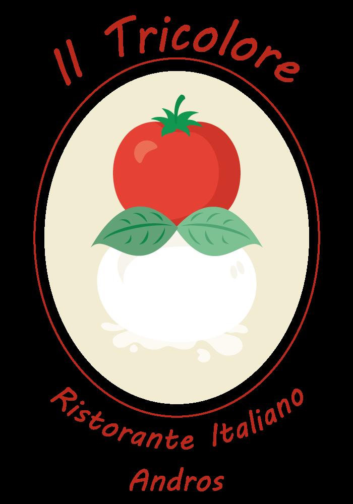 Tomatoes clipart sour food. Italian cuisine iltricolore andros