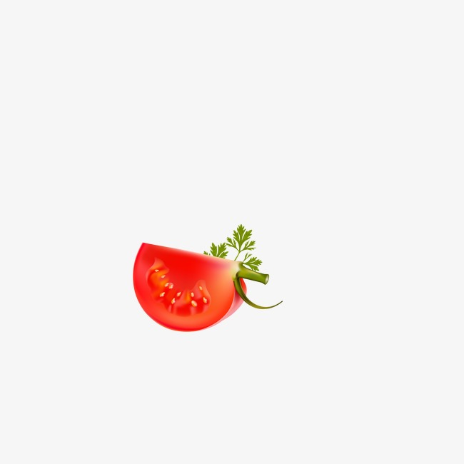 Tomatoes clipart sour food. Sweet and red tomato