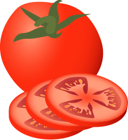 Tomatoes clipart sour food. Foods cliparts zone