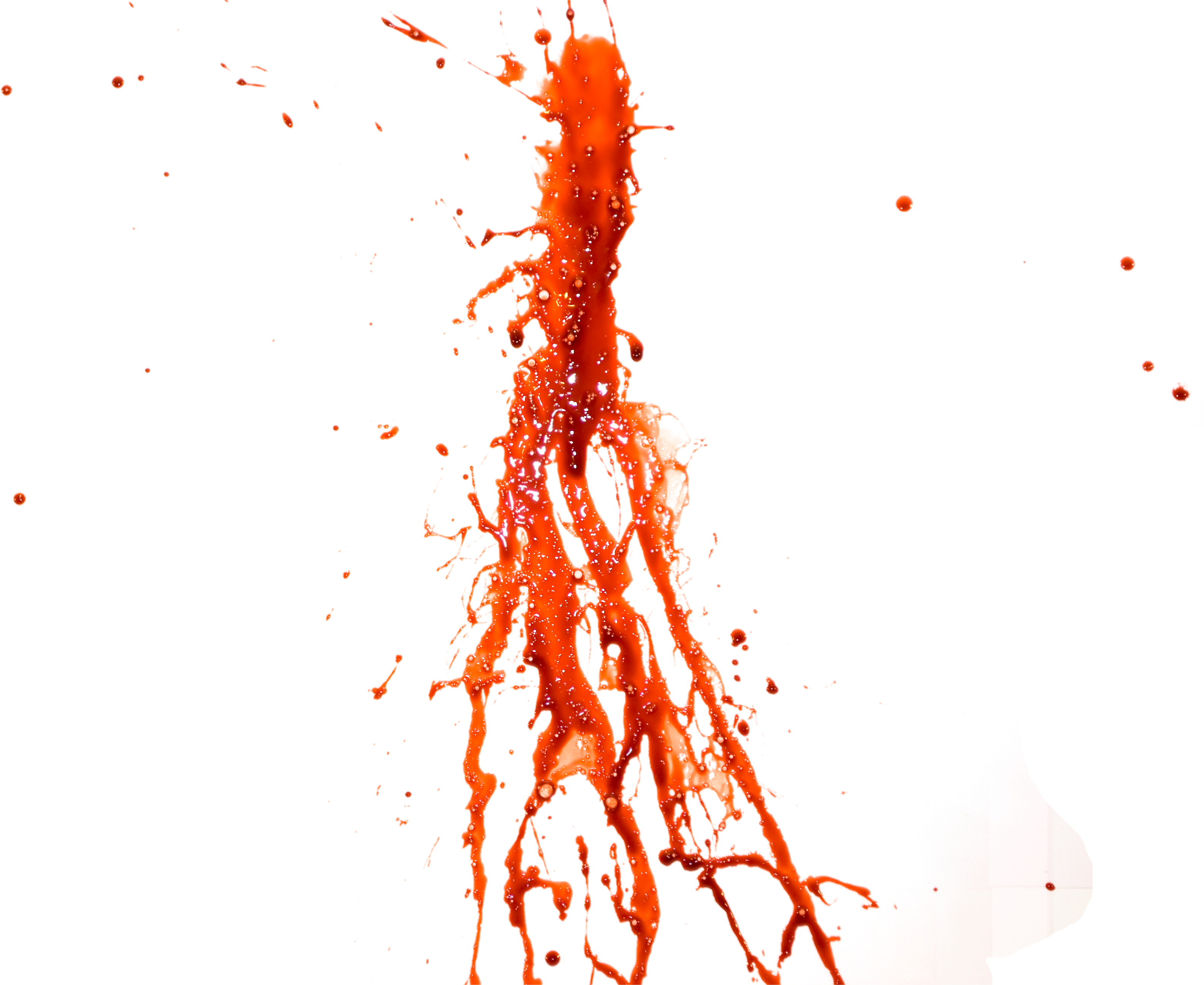 Splatter eighty isolated stock. Bullet hole blood png