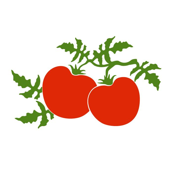 Tomatoes clipart svg. Pin on food kitchen