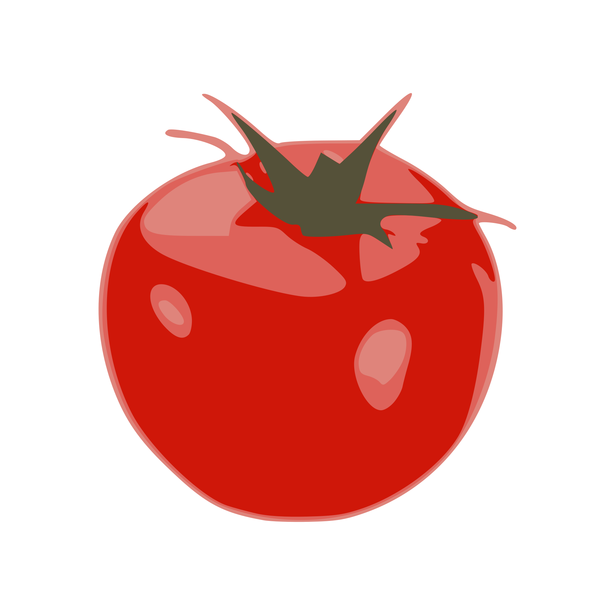File tomato by yamachem. Tomatoes clipart svg