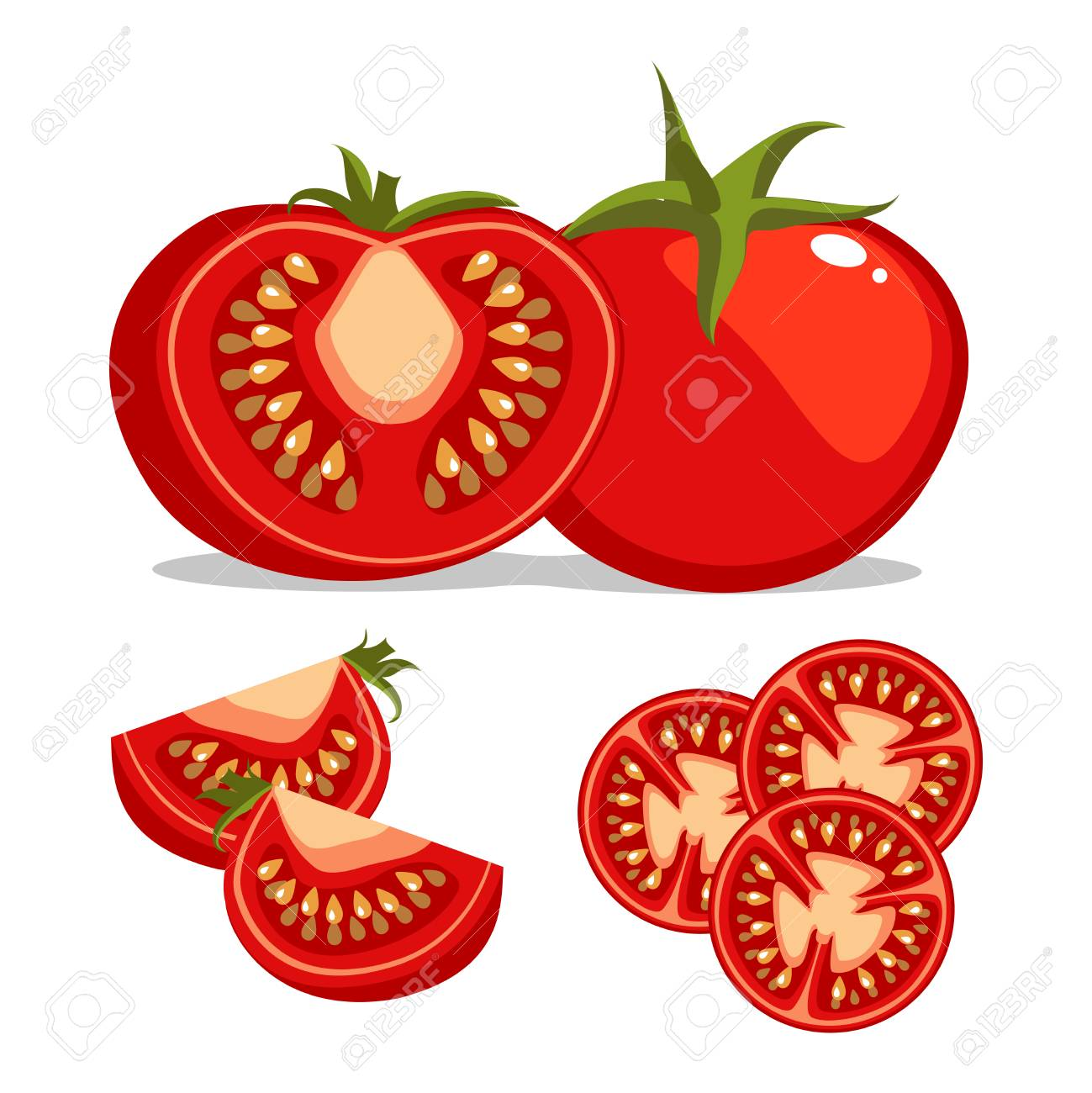 Tomatoes clipart tomato seed. Collection of free hal