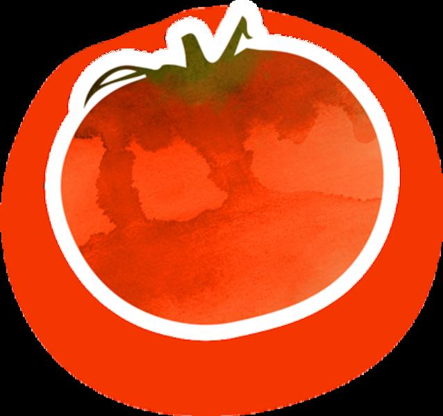 Tomatoes clipart watercolor. Veggiego vegan vegetarian restaurants