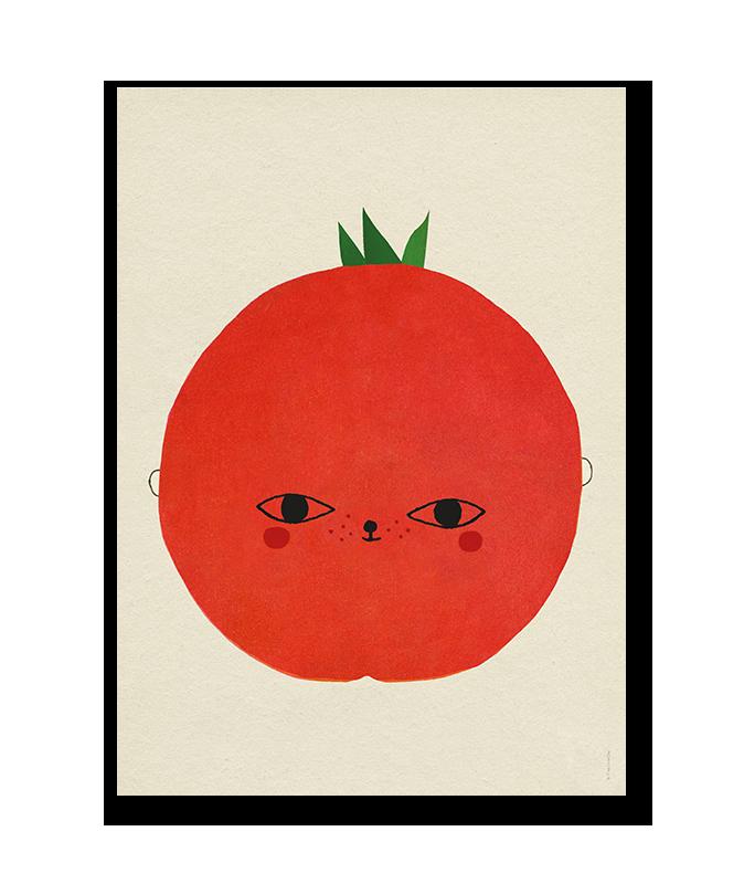 Fine little day tomato. Tomatoes clipart watercolor