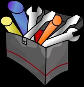 Box clip art at. Tool clipart