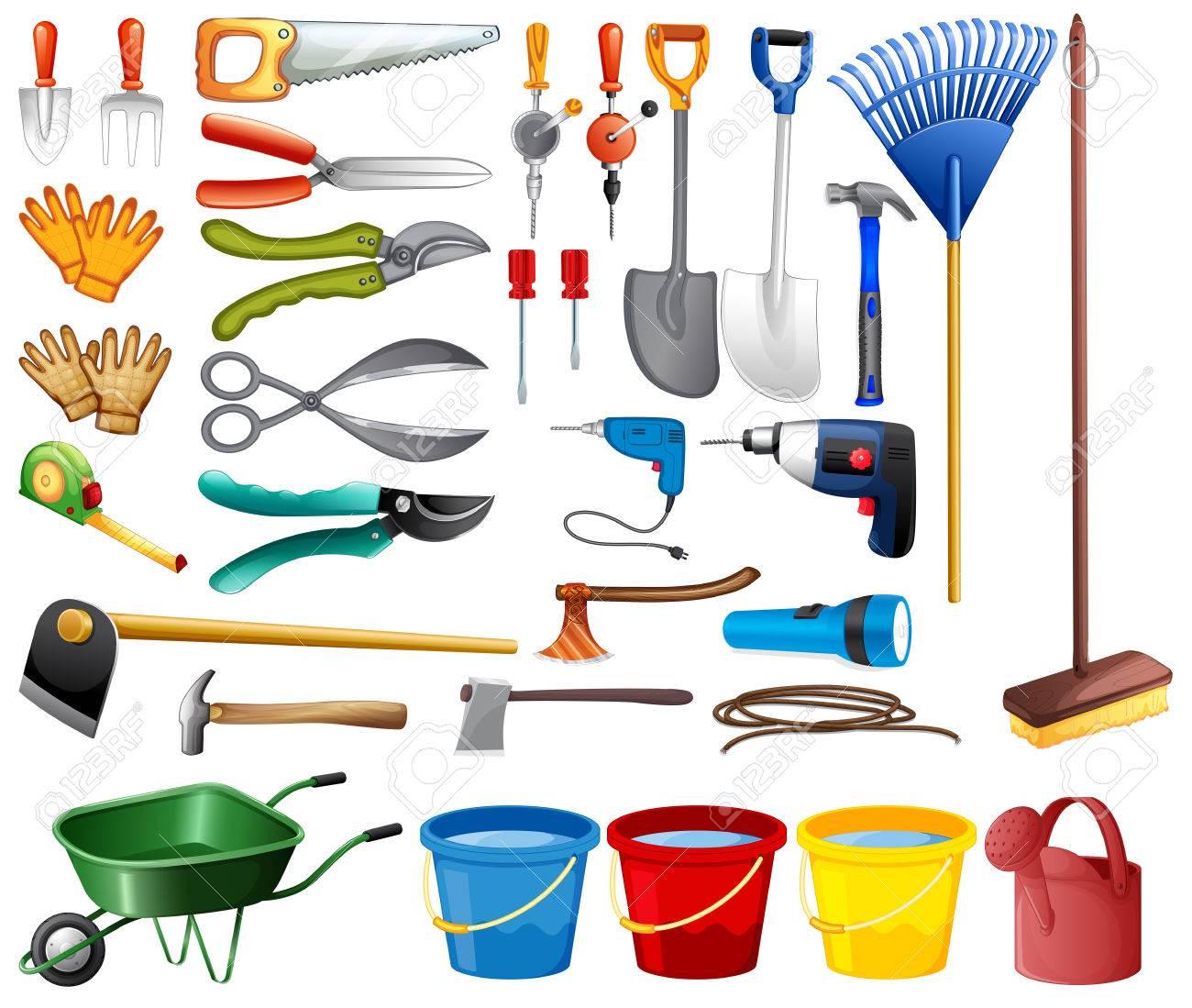 Tool clipart herramientas. Tools x free clip