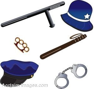 Tool clipart police officer. Cartoon hat free download