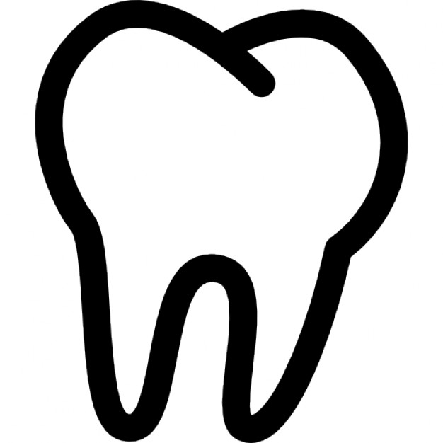 Tooth clipart. Clip art free panda