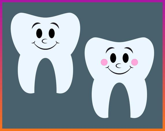 Pin on products . Tooth clipart file