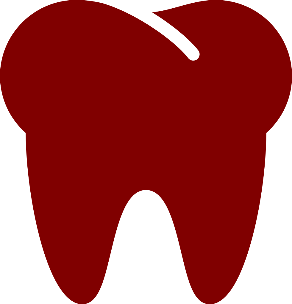 Noun cc red svg. Tooth clipart file