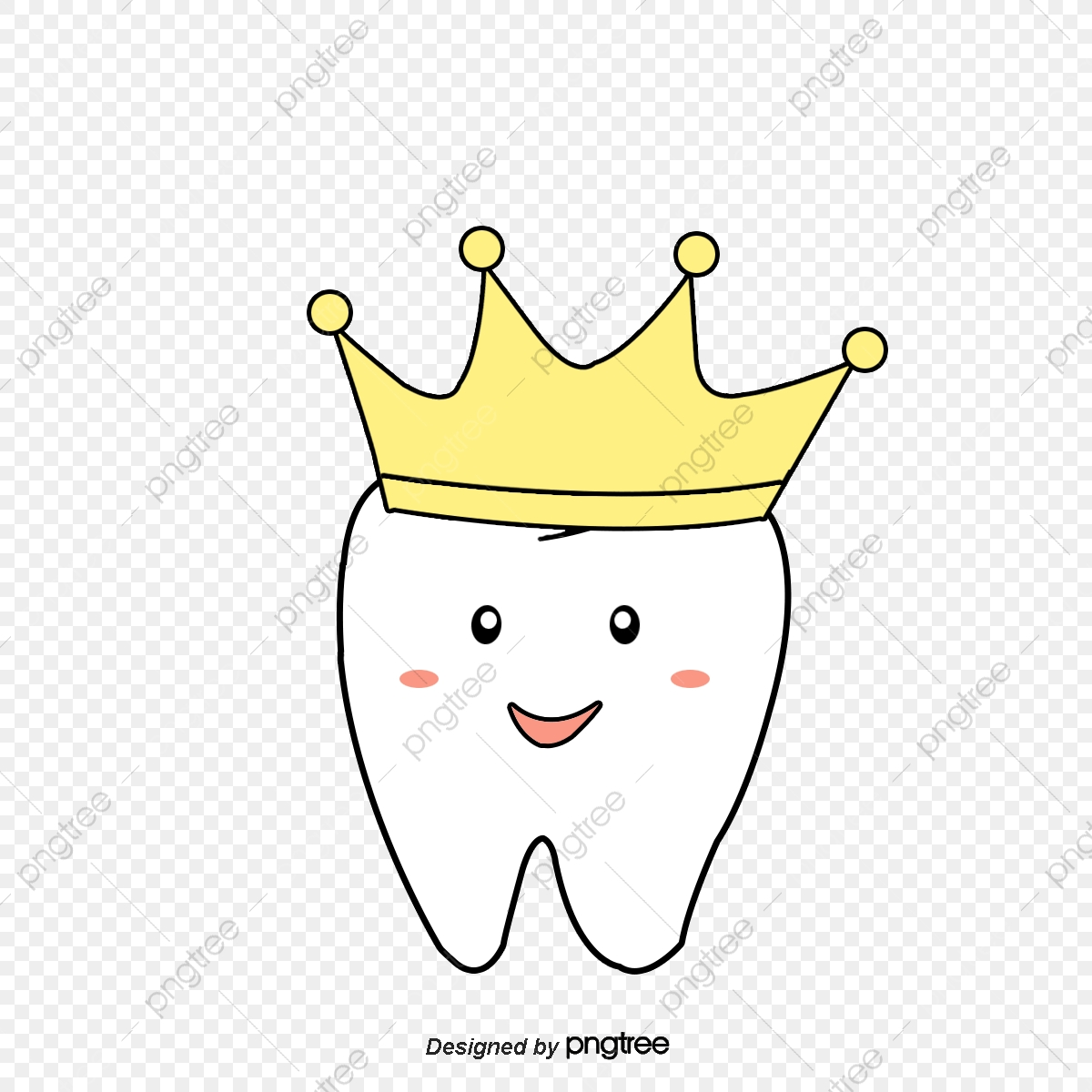 Tooth clipart file. Beautiful d villain crown