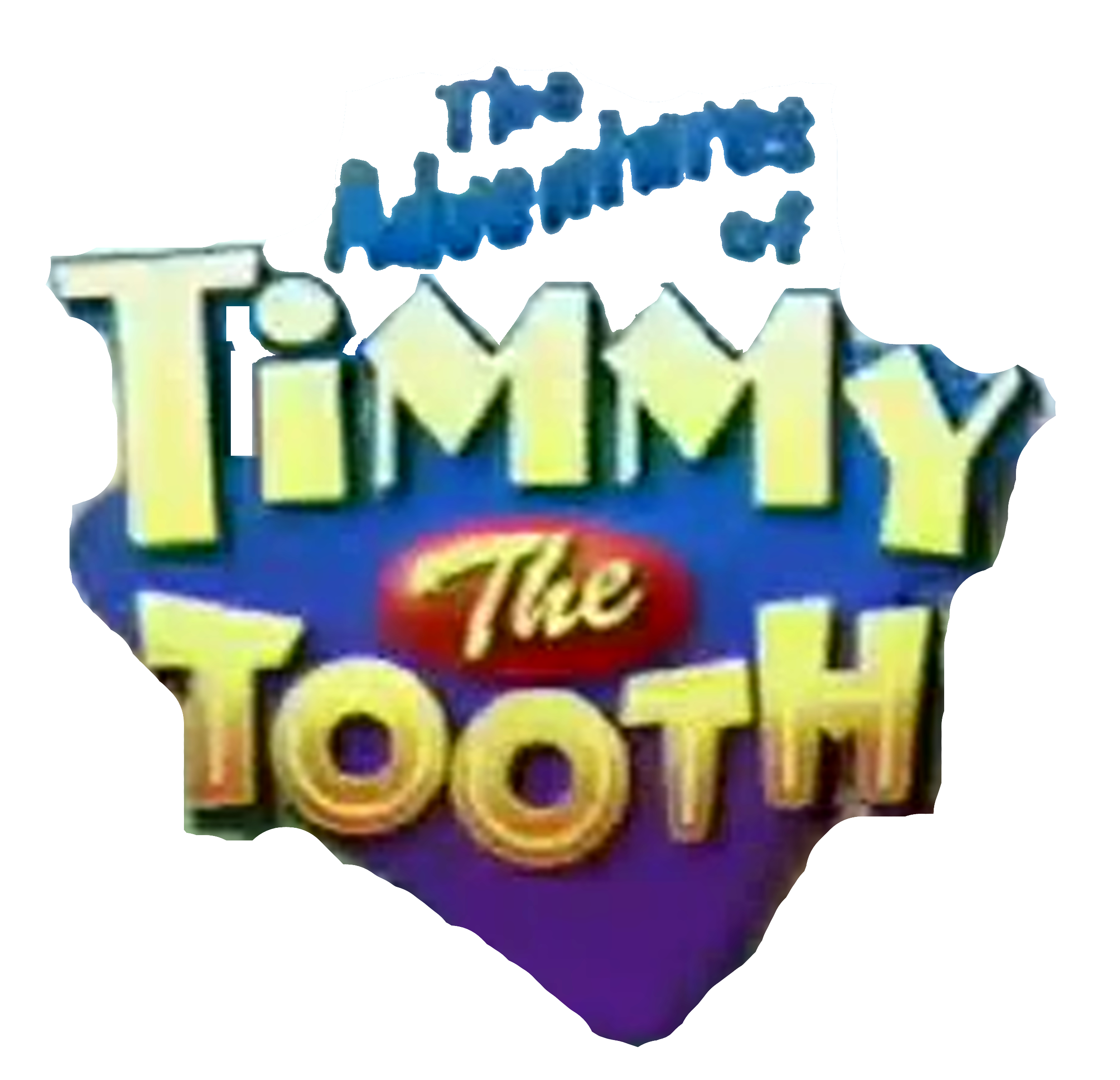 Tooth clipart plain. The adventures of timmy