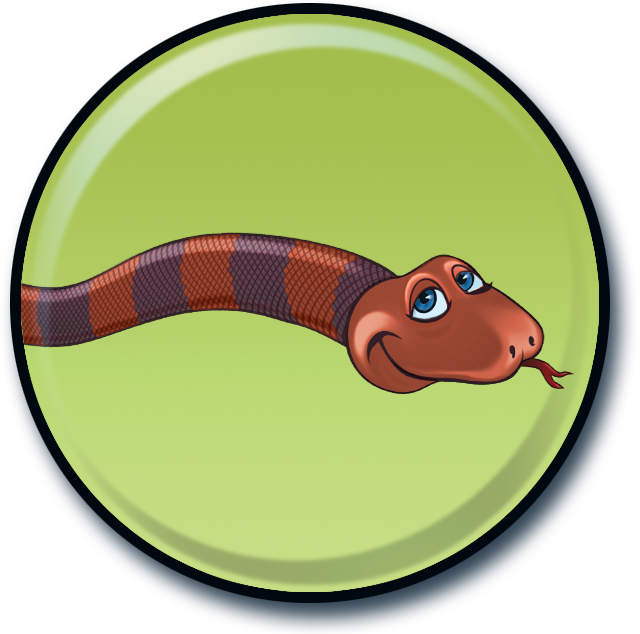 Fun fact snakes have. Tooth clipart snake