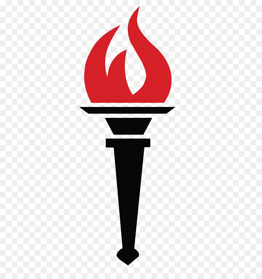 Flame fire clip art. Torch clipart