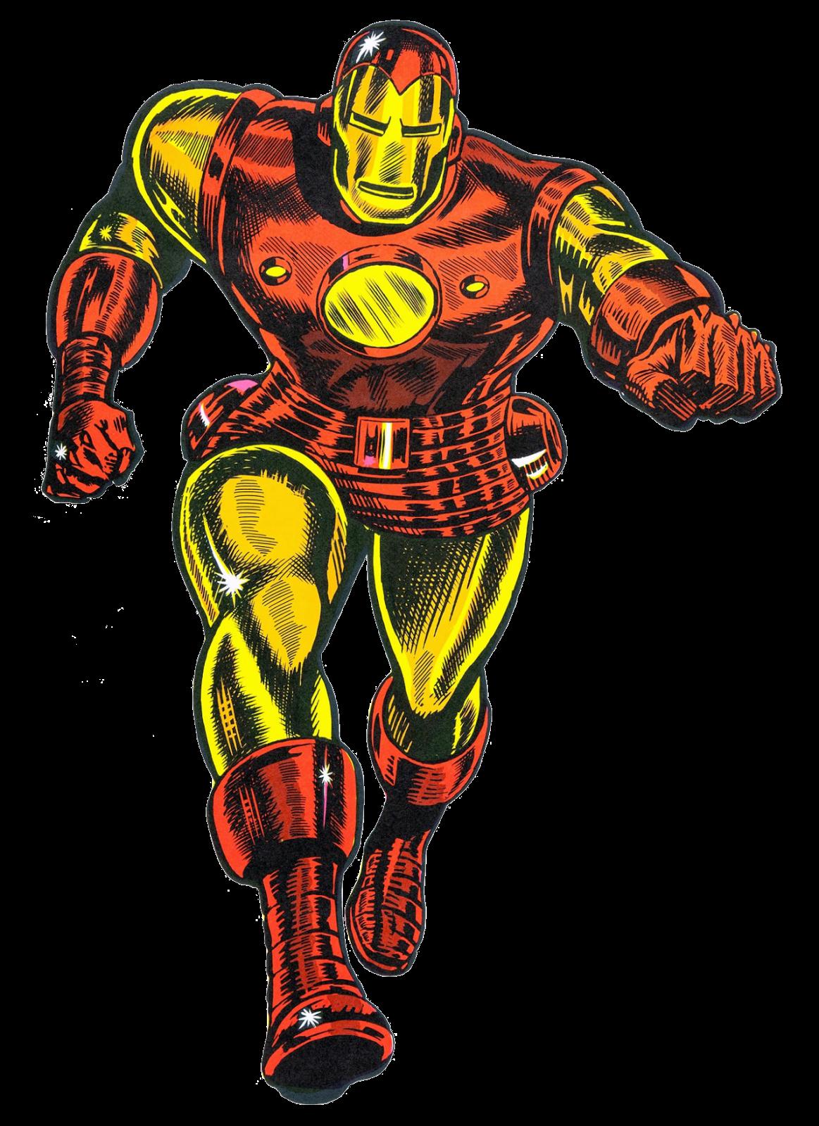 Iron man thor superhero. Torch clipart academic