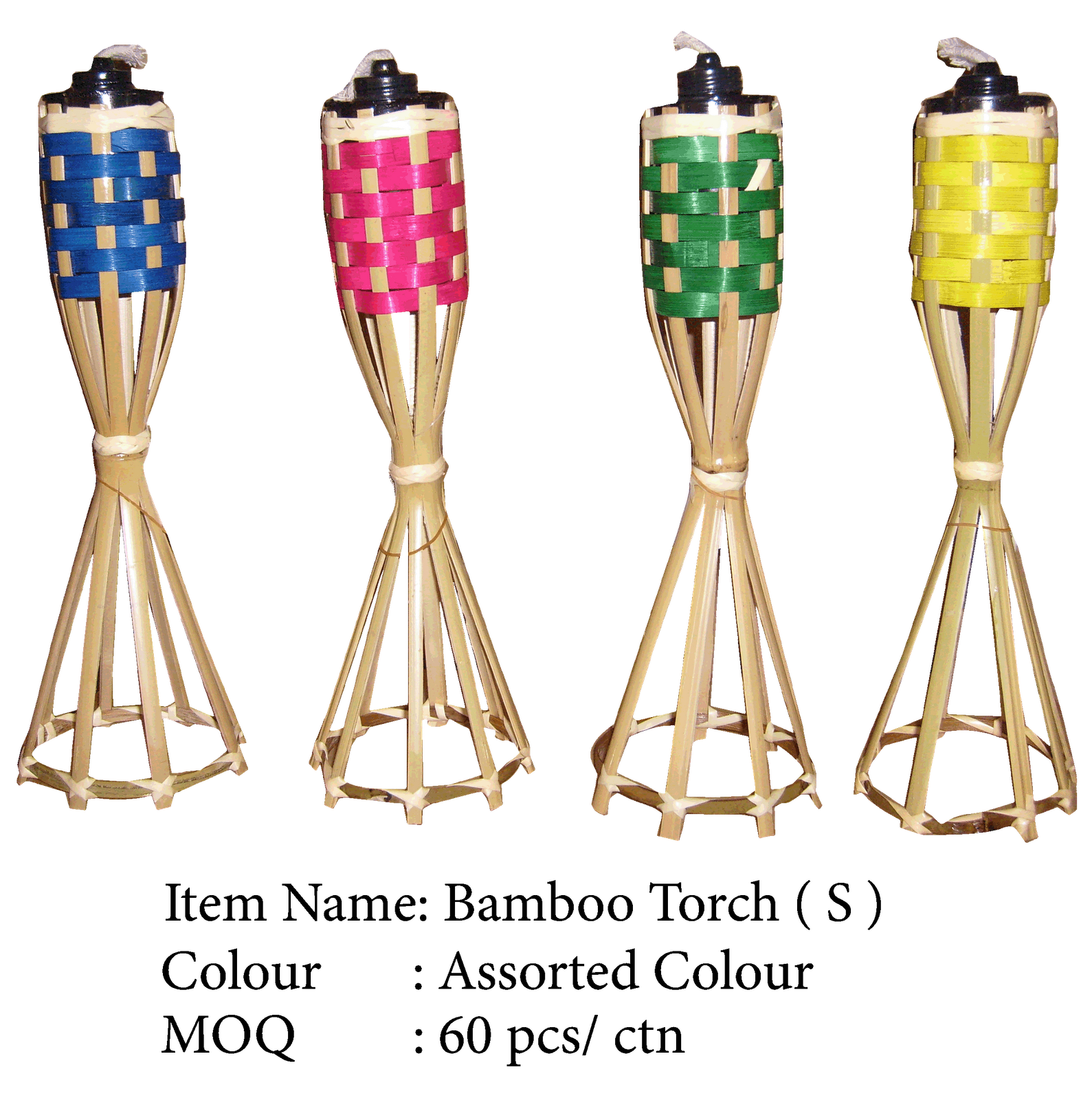 Seasonal decoration toys company. Torch clipart bamboo torch