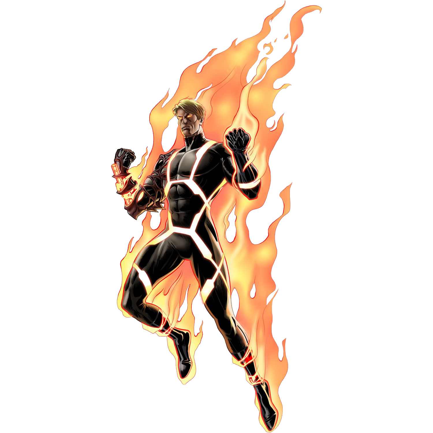 Human transparent background png. Torch clipart bamboo torch