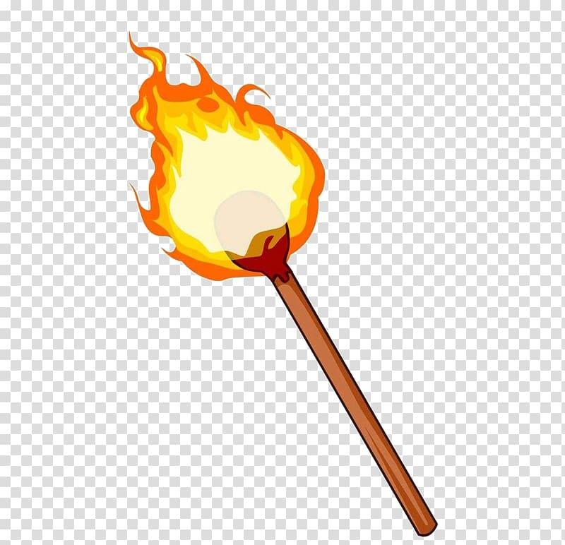 Torch clipart cartoon. Festival flame transparent background