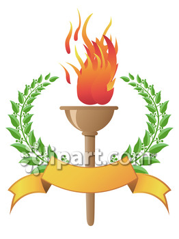 Com school edition demo. Torch clipart champion