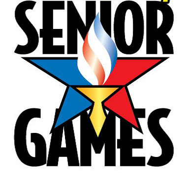 Torch clipart senior olympics. Annual games registration outer