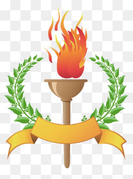Torch clipart torch book. With portal