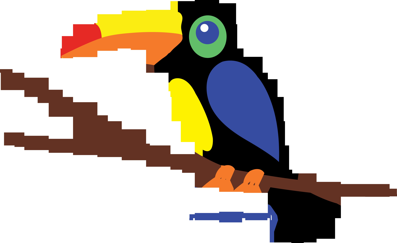 Clip art sweet. Toucan clipart