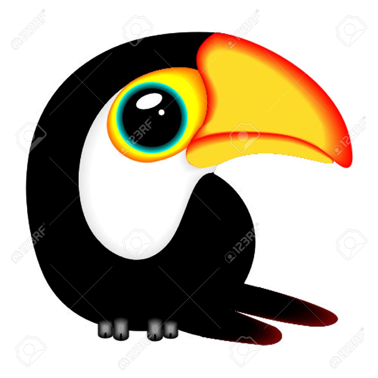 Collection of free download. Toucan clipart tucan