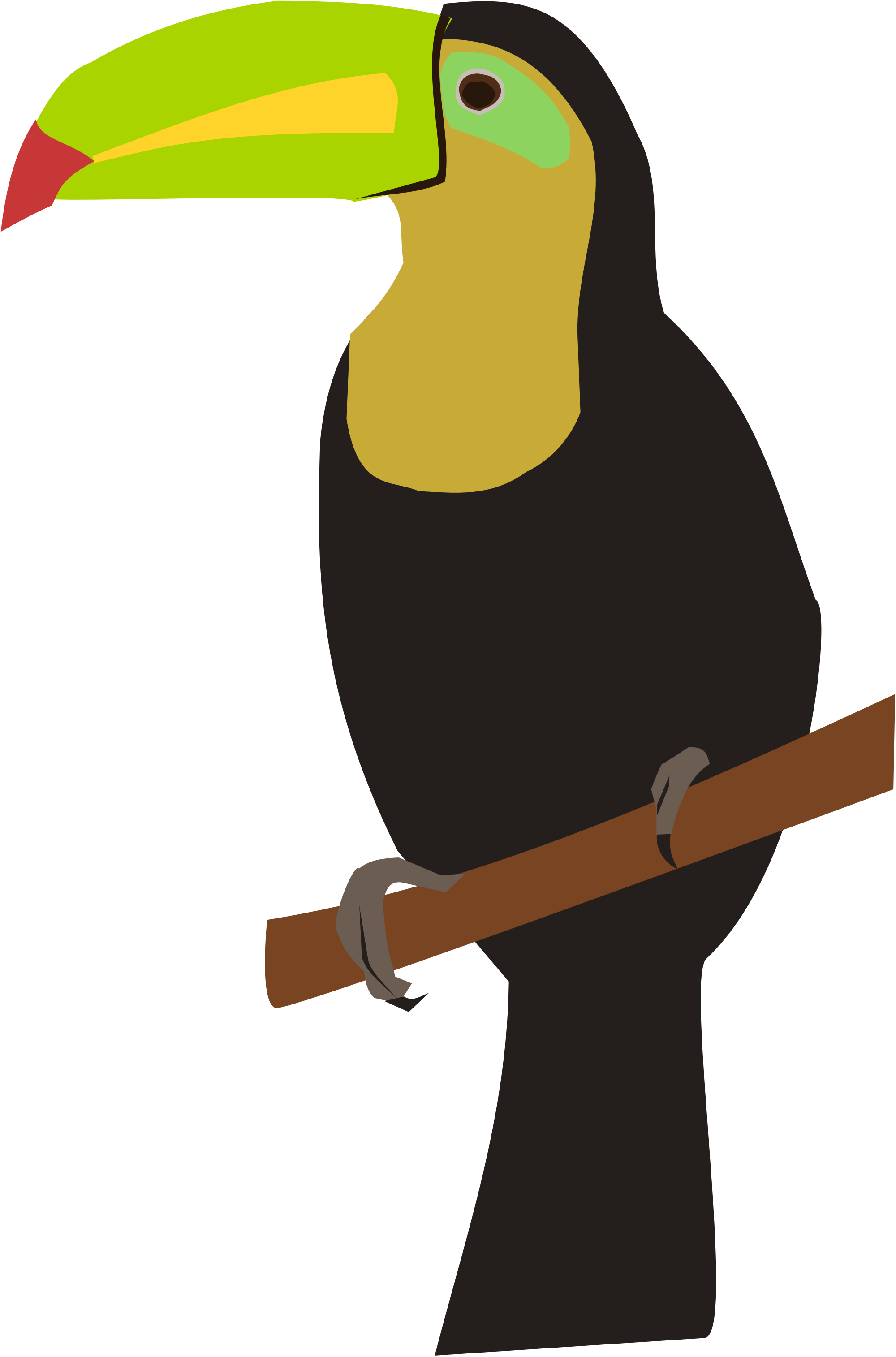 Toucan clipart vector. File svg wikimedia commons