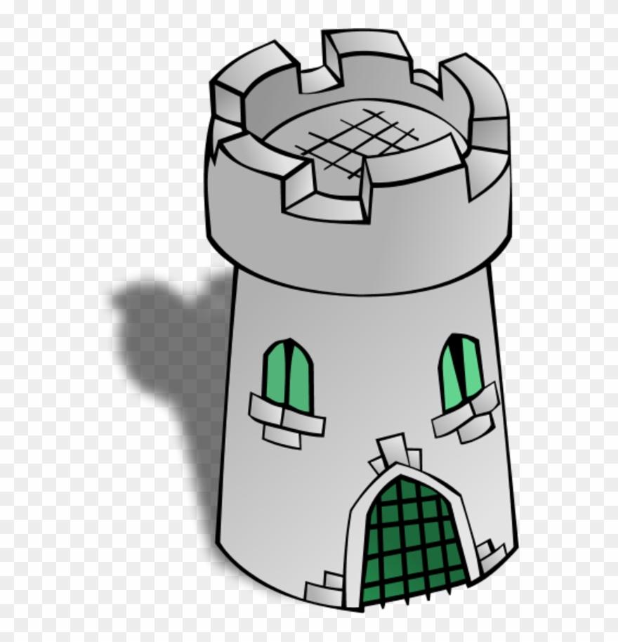 Brick clip art png. Tower clipart