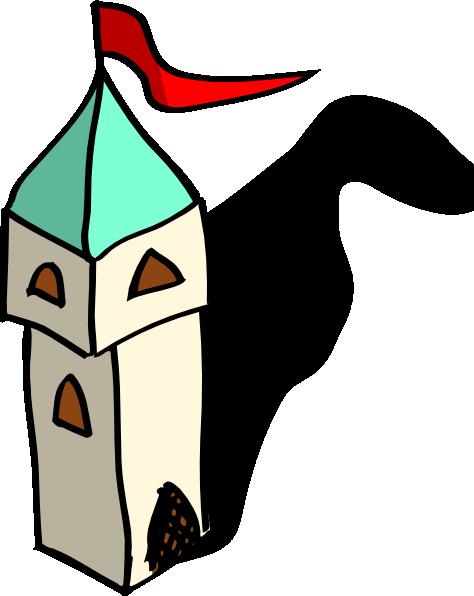 Tower clipart. Clip art panda free