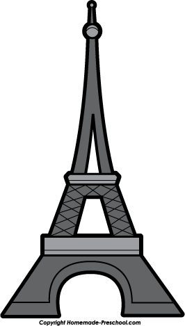 Tower clipart. Free eiffel click to
