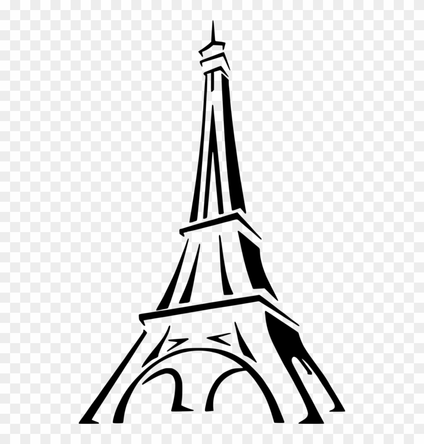 Eiffel alfa png icon. Tower clipart basic