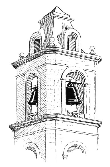 Tower clipart bell tower. Clip art library