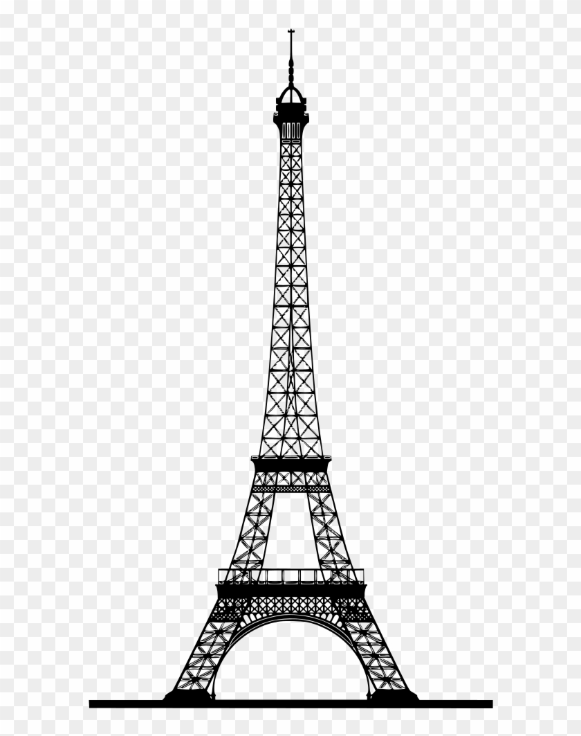 Drawing eiffel png download. Tower clipart fancy