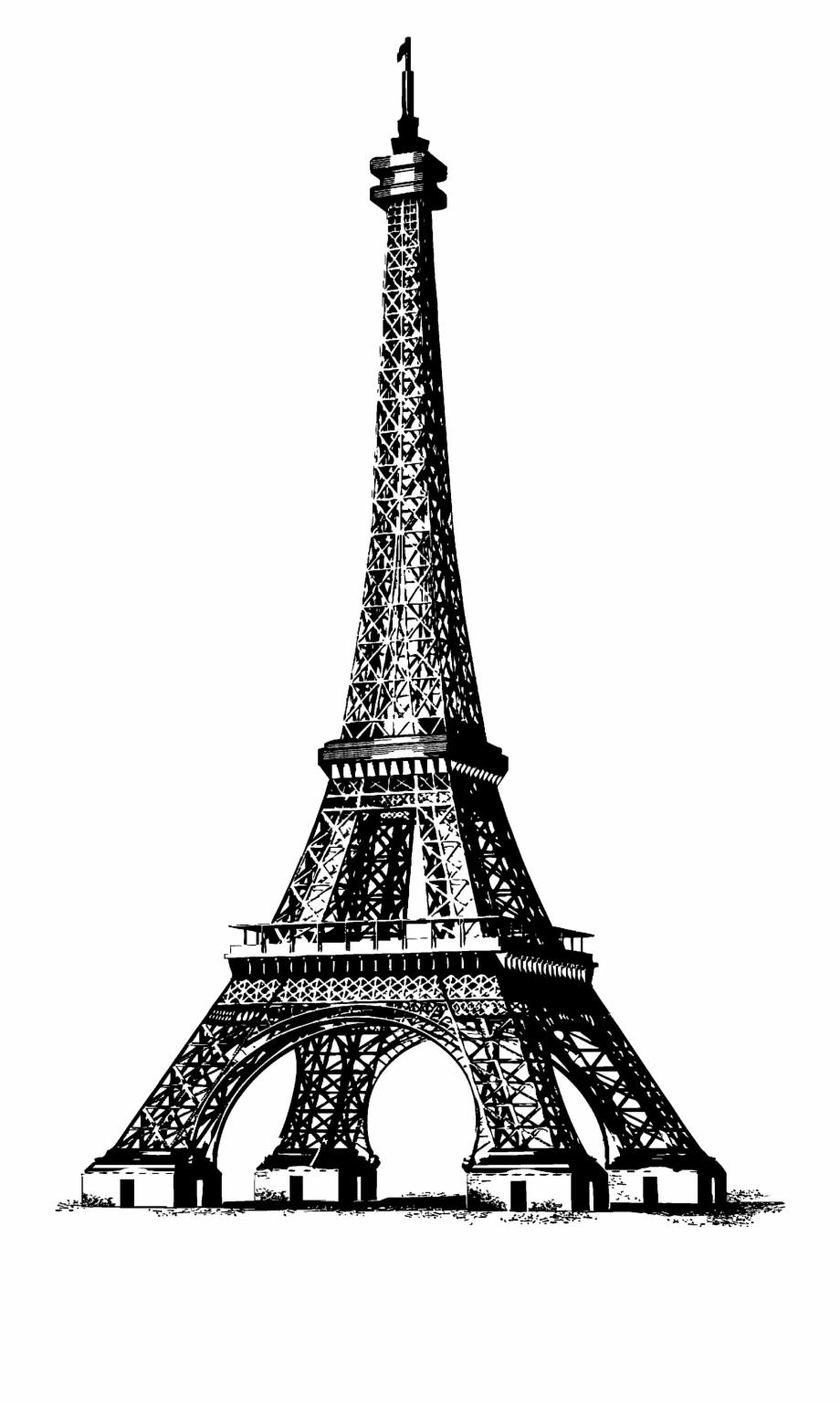Free eiffel clip art. Tower clipart fancy
