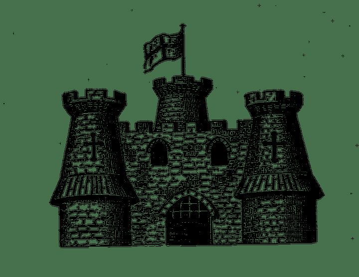 Tower heraldic
