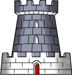Tower clipart medieval tower. Portal