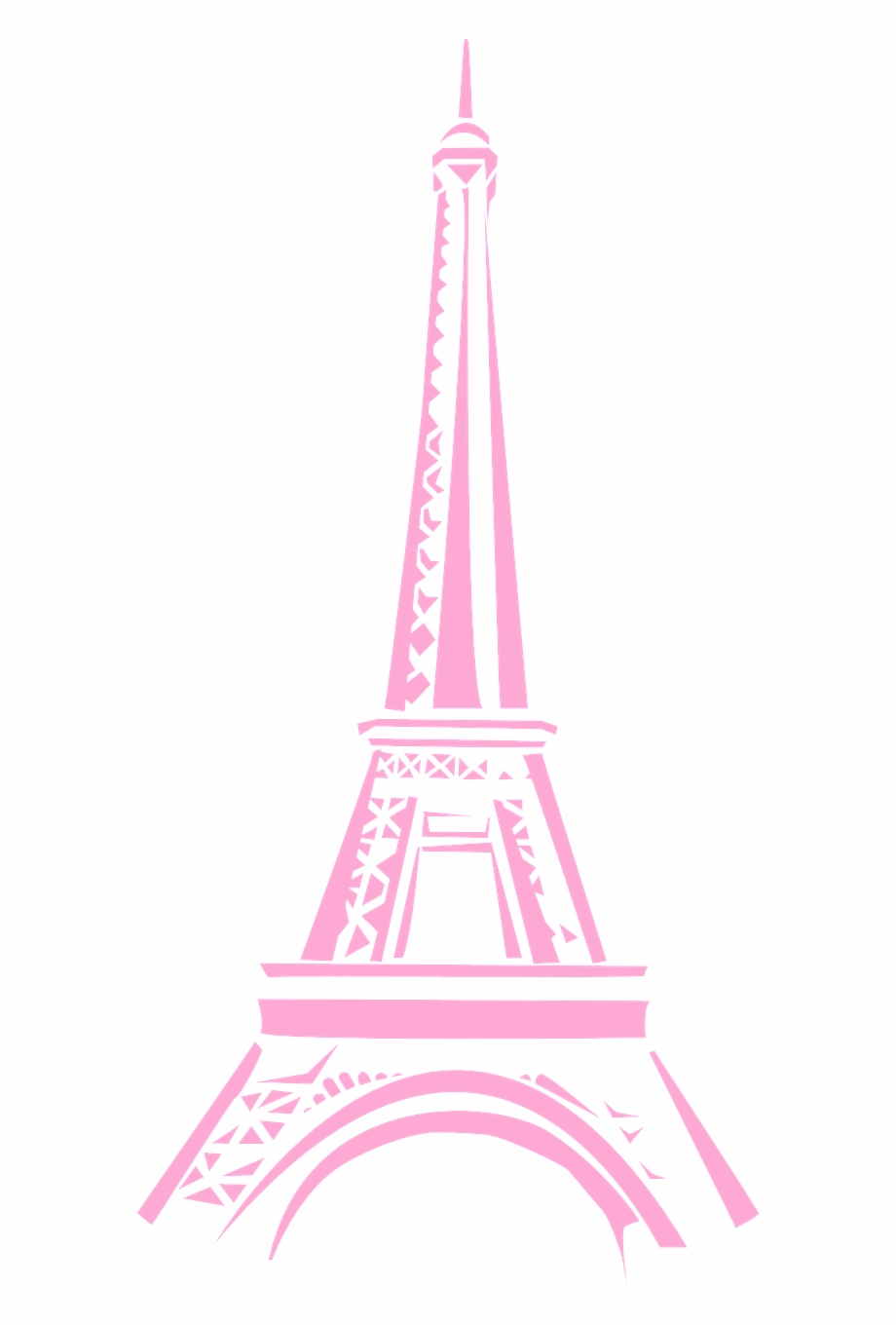 Tower Clipart Pink Tower Pink Transparent FREE For
