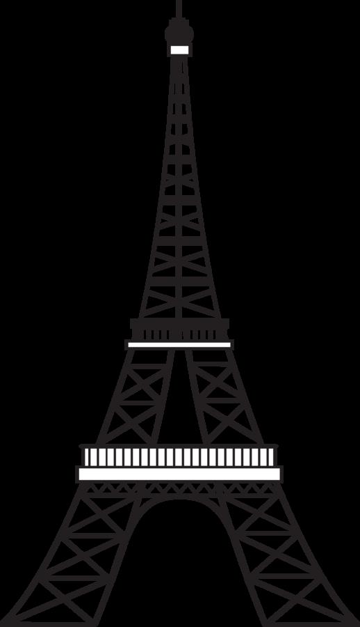 Tower clipart present. Flavoli s profile minus