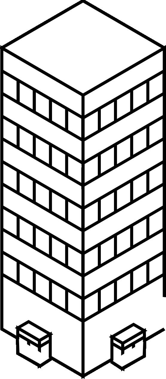 Clipartist net clip art. Tower clipart svg