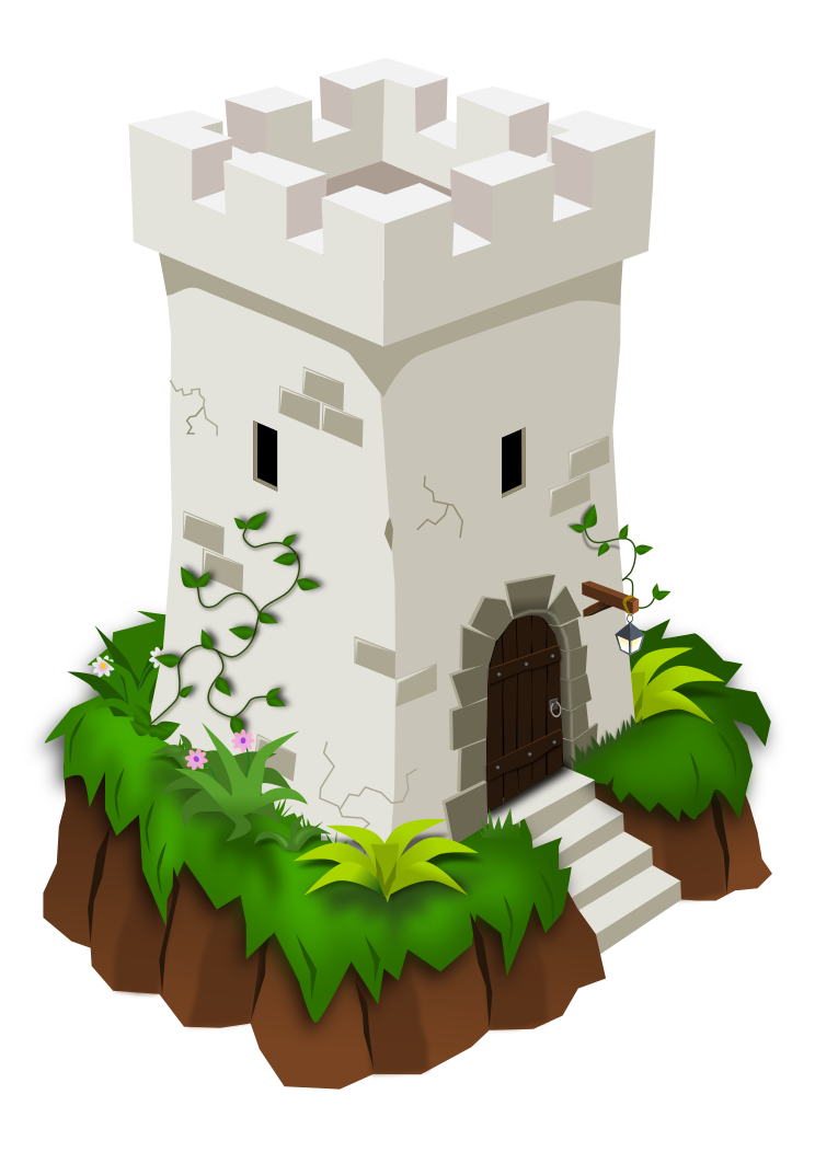 Collection of free medieval. Tower clipart towers telecom