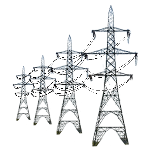 Png free download mart. Tower clipart transmission line tower