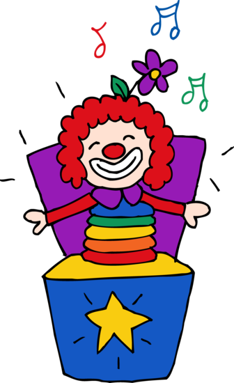 Toy clipart. Kids box full free