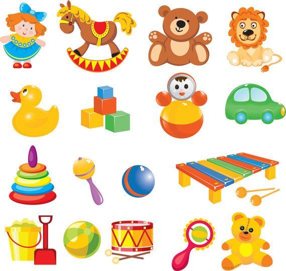 Clipart toys. Baby shop partiko com