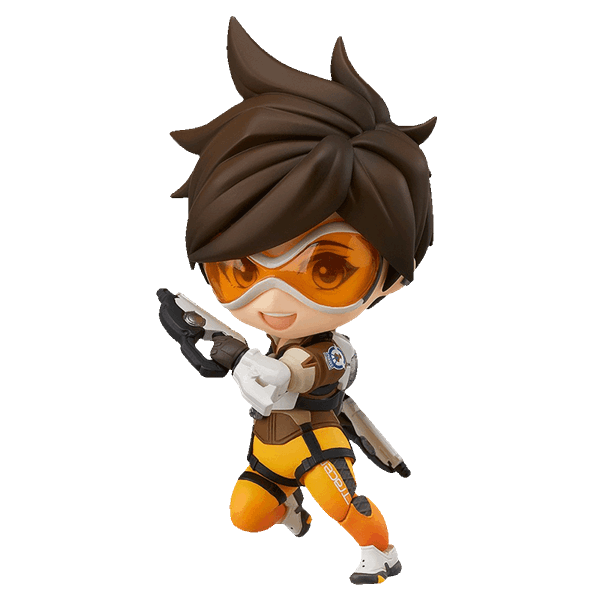 Nendoroid figure eb games. Tracer overwatch png