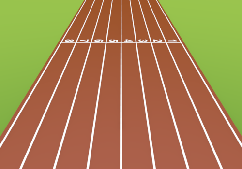 Sports . Track clipart